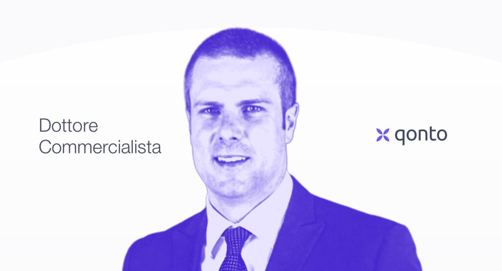 #ClientiQonto: Matteo Casini, Dottore Commercialista