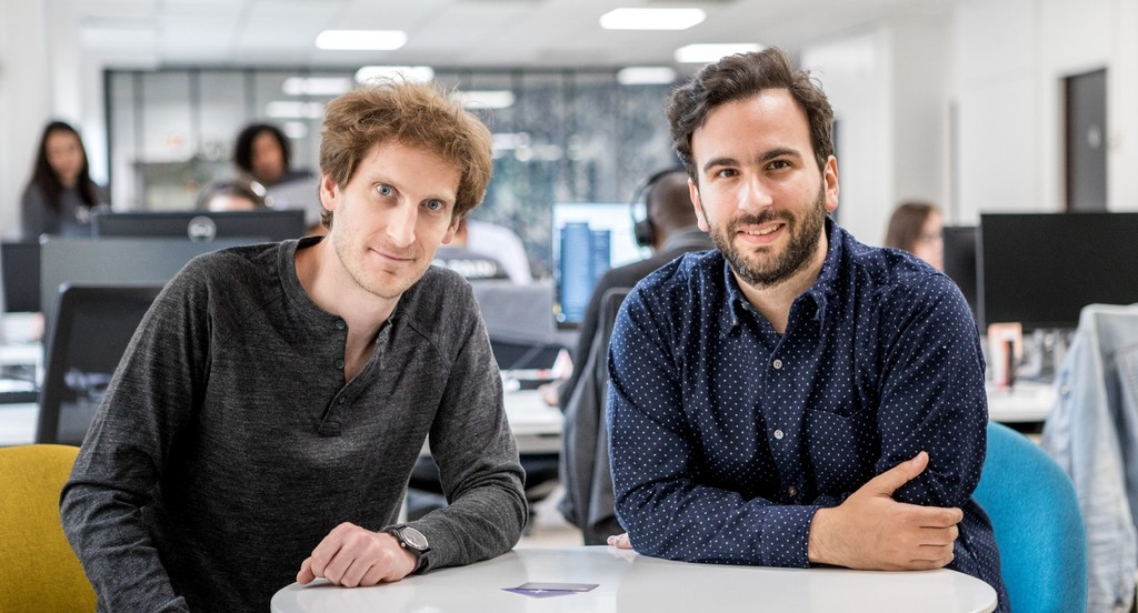 Alexandre Prot et Steve Anavi