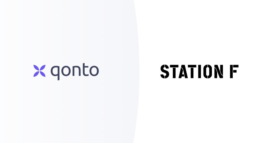 Station F partenaire Qonto