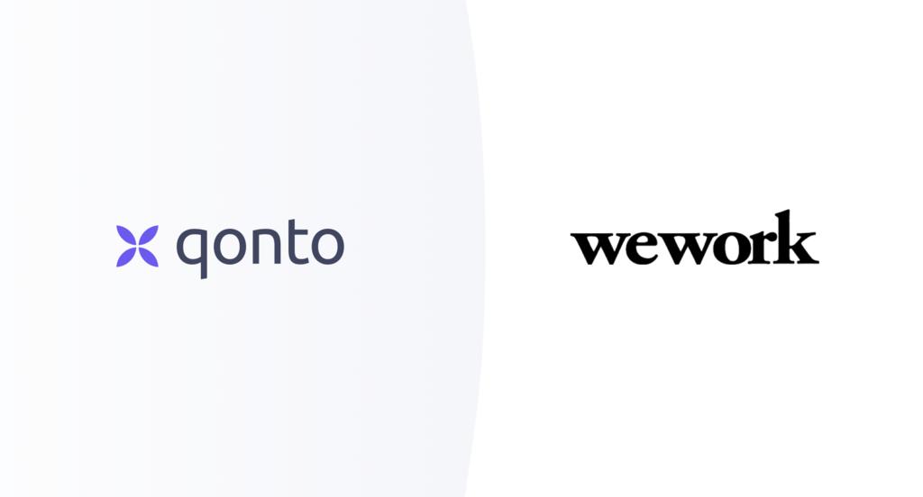 Qonto, partenaire de la plateforme pour créateurs WeWork